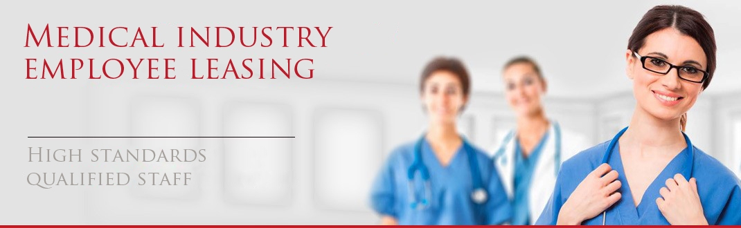 Medical sector leasing
